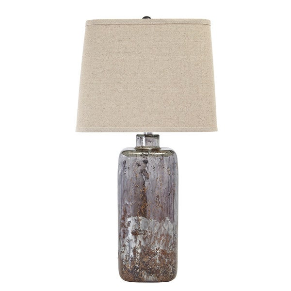 Signature Design by Ashley Shanilly Multi Glass Table Lamp