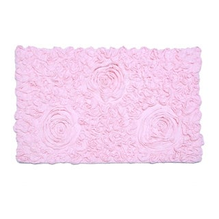 BellFlower 21x34 Bath Rug