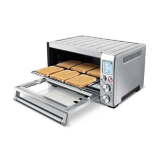 Breville BOV845BSS Smart Oven Pro Stainless Steel Digital Convection Toaster Oven