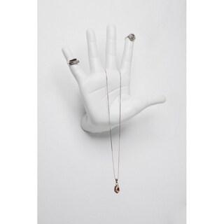 Ceramic Talk 2 Hand Wall Hook