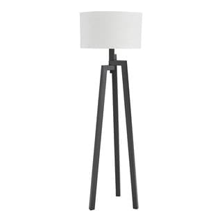 Signature Design by Ashley Selbea Dark Bronze Finish Metal Floor Lamp