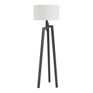 Signature Design by Ashley Selbea Dark Bronze Finish Metal Floor Lamp