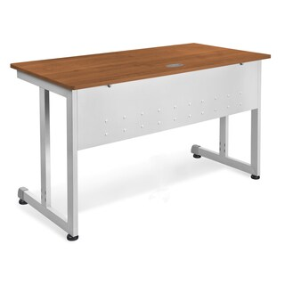Scratch-resistant Modular Steel 24-inch x 72-inch Desk/Worktable