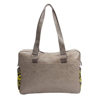 Joanel Grey Diaper Bag