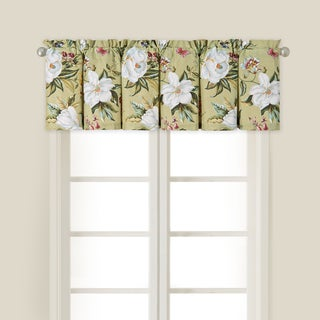 Magnolia Cotton Valance (Set of 2)