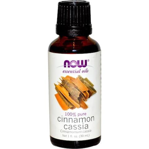 Now Foods Cinnamon Cassia 1-ounce Essential Oil