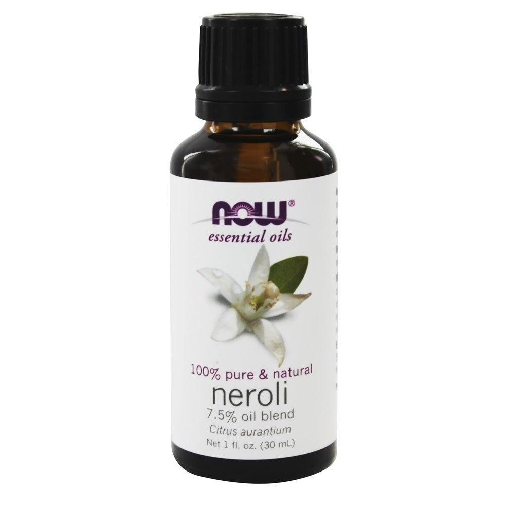 Now Foods Neroli 1-ounce Essential Oil (1 Pack), Orange