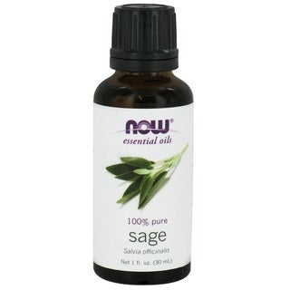 Link to Now Foods Sage 1-ounce Essential Oil Similar Items in Aromatherapy & Massage