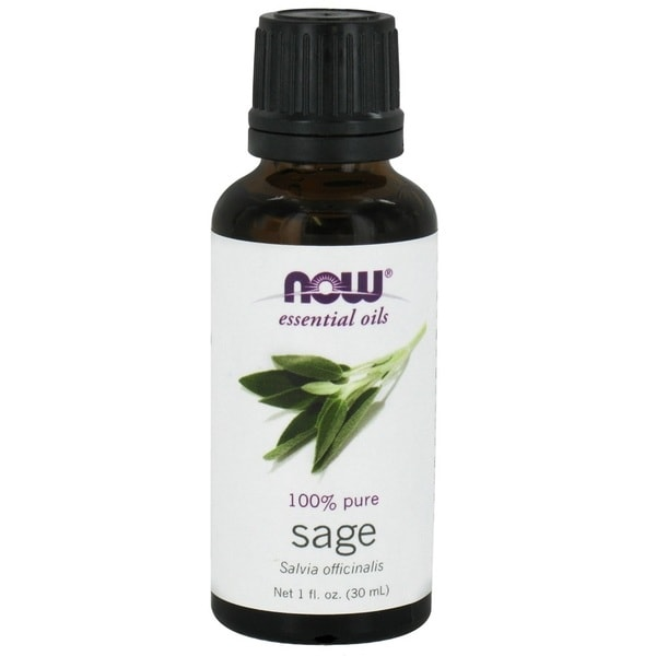 Now Foods Sage 1-ounce Essential Oil. Opens flyout.