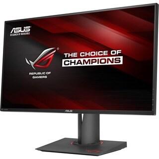"Asus ROG Swift PG279Q 27"" WQHD LED LCD Monitor - 16:9 - Black, Red"