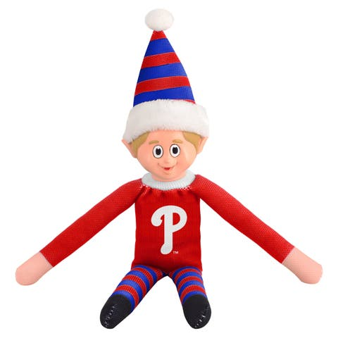 Forever Collectibles Philadelphia Phillies MLB 14-inch Team Elf