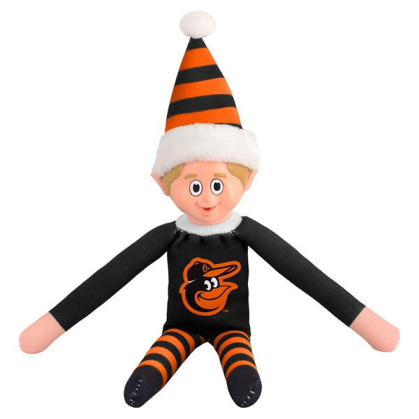 Forever Collectibles Baltimore Orioles MLB 14-inch Team Elf