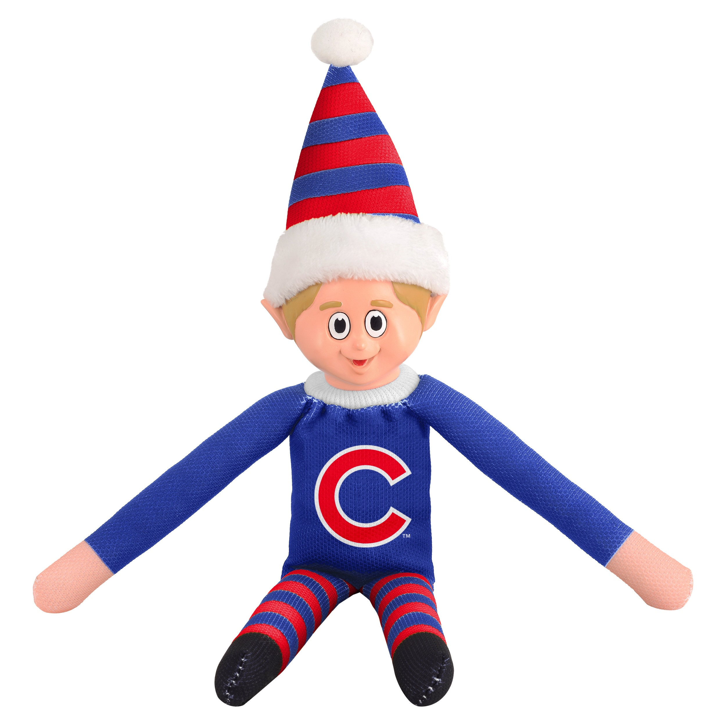 Forever Chicago Cubs MLB 14-inch Team Elf (Chicago Cubs)