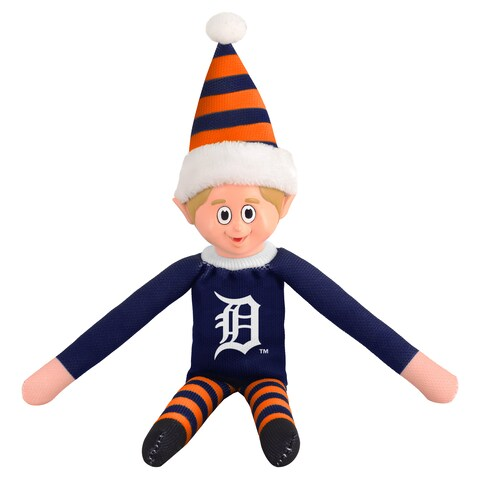 Forever Collectibles Detroit Tigers MLB 14-inch Team Elf