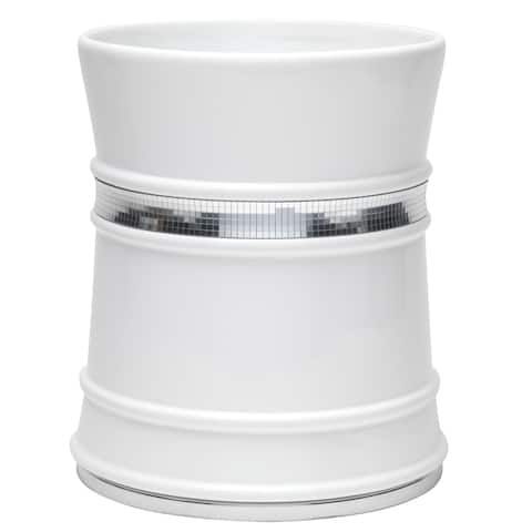 Radiant White Bath Accessory Collection
