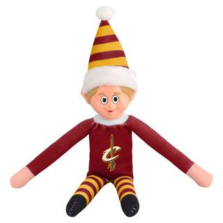 Forever Collectibles Cleveland Cavaliers NBA 14-inch Team Elf|https://ak1.ostkcdn.com/images/products/10763815/P17815872.jpg?impolicy=medium