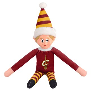 Forever Collectibles Cleveland Cavaliers NBA 14-inch Team Elf