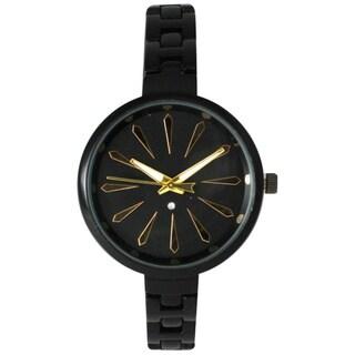 Olivia Pratt Women's Petite Artistic Bracelet Watch