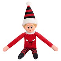 Forever Collectibles Chicago Bulls NBA 14-inch Team Elf
