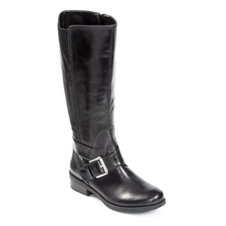 Me Too Women's Darcey 1 Knee-High Buckle Boot