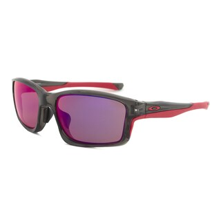 Oakley OO9252-08 Asian Fit Chainlink Polarized Sunglasses
