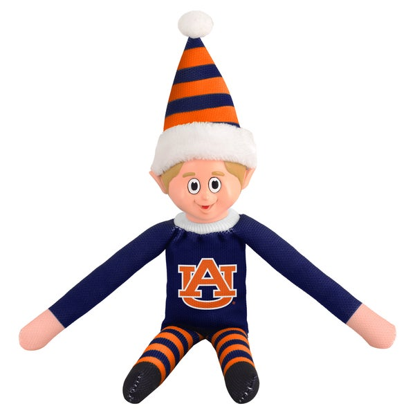 Forever Collectibles Auburn Tigers NCAA 14-inch Team Elf