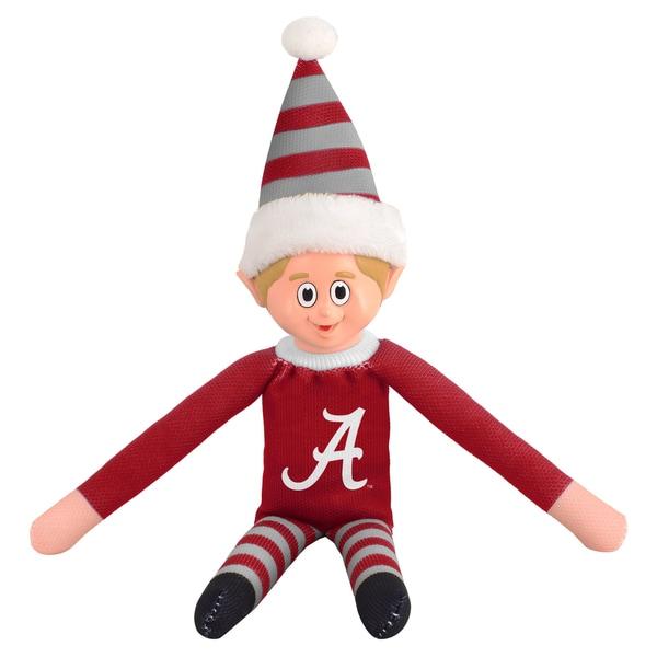 Forever Collectibles Alabama Crimson Tide NCAA 14-inch Team Elf