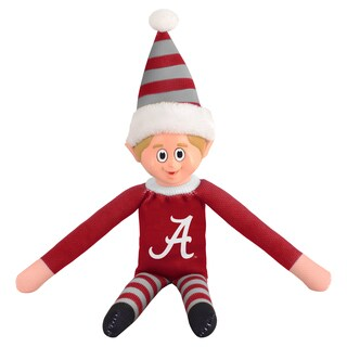 Forever Collectibles Alabama Crimson Tide NCAA 14-inch Team Elf