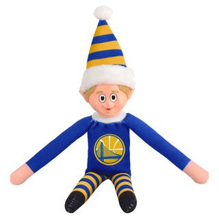 Forever Collectibles Golden State Warriors NBA 14-inch Team Elf|https://ak1.ostkcdn.com/images/products/10764054/P17816060.jpg?impolicy=medium