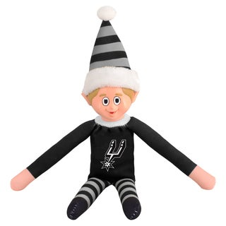 Forever Collectibles San Antonio Spurs NBA 14-inch Team Elf