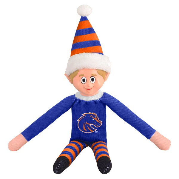 Forever Collectibles Boise St. Broncos NCAA 14-inch Team Elf