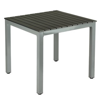 Cortesi Home Avery Aluminum Outdoor Table