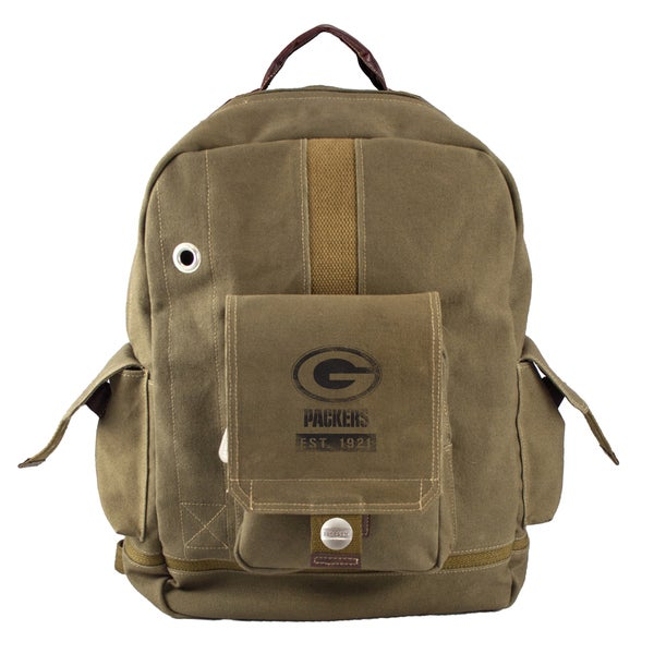 Little Earth Green Bay Packers Prospect Backpack