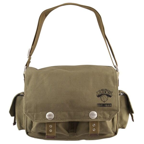 Little Earth New York Knicks Prospect Messenger Bag