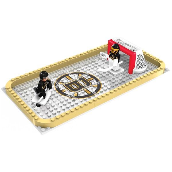 Oyo Boston Bruins 100-Piece Backyard Rink Set