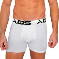 AQS Men's Boxer Briefs 3-Pack