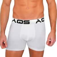 AQS Men's Boxer Briefs 3-Pack