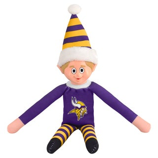 Forever Collectibles Minnesota Vikings NFL 14-inch Team Elf