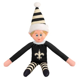 Forever Collectibles New Orleans Saints NFL 14-inch Team Elf