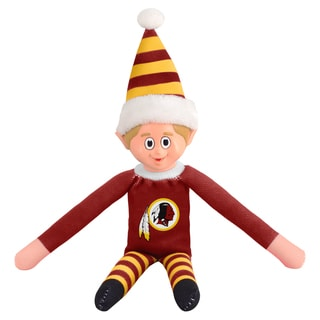 Forever Collectibles Washington Redskins NFL 14-inch Team Elf