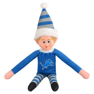Forever Collectibles Detroit Lions NFL 14-inch Team Elf