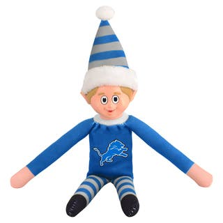 Forever Collectibles Detroit Lions NFL 14-inch Team Elf (Option: Detroit Lions)|https://ak1.ostkcdn.com/images/products/10764195/P17816240.jpg?impolicy=medium