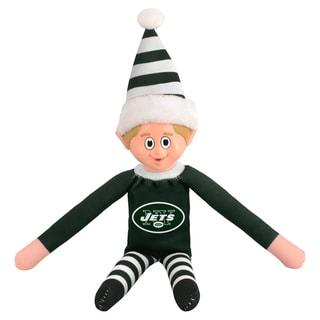 Forever Collectibles New York Jets NFL 14-inch Team Elf