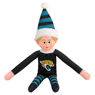 Forever Collectibles Jacksonville Jaguars NFL 14-inch Team Elf