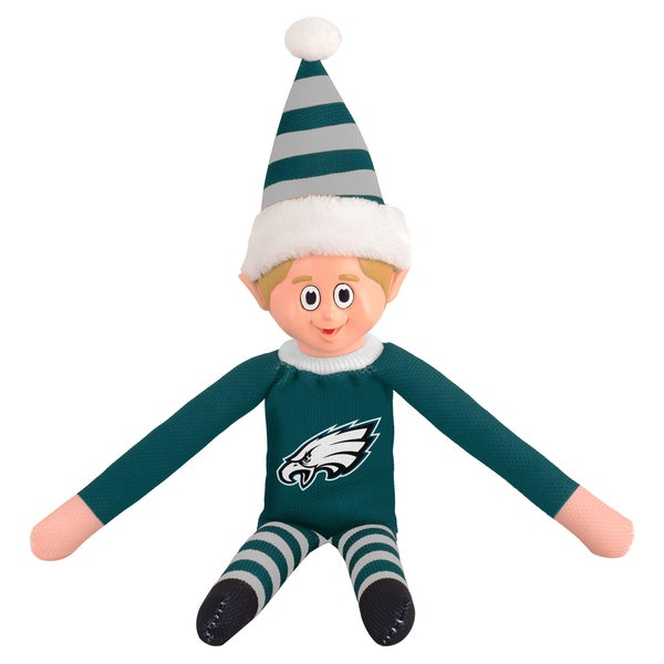 Forever Collectibles Philadelphia Eagles NFL 14-inch Team Elf