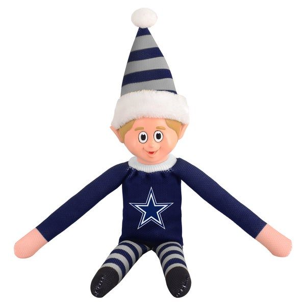 Forever Collectibles Dallas Cowboys NFL 14-inch Team Elf
