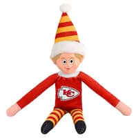 Forever Collectibles Kansas City Chiefs NFL 14-inch Team Elf