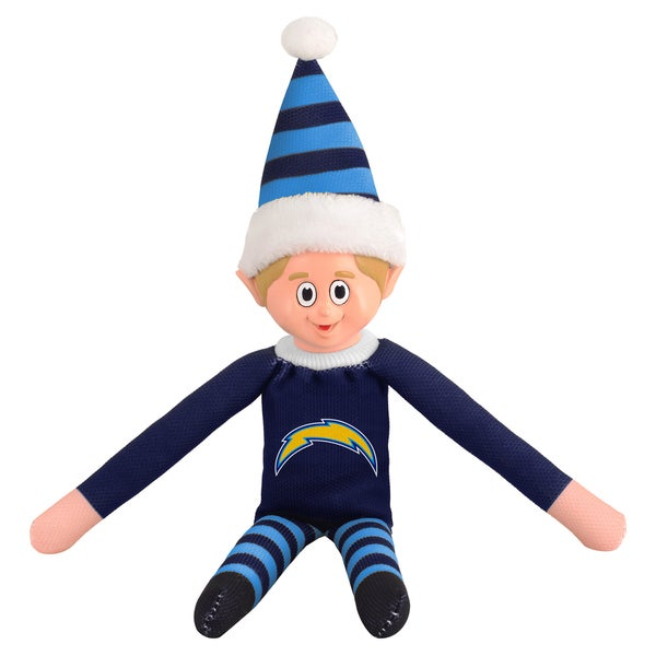 Forever Collectibles San Diego Chargers NFL 14-inch Team Elf