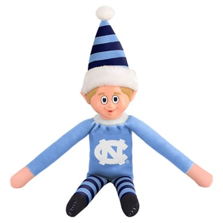 Forever Collectibles North Carolina Tar Heels NCAA 14-inch Team Elf