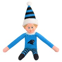 Forever Collectibles Carolina Panthers NFL 14-inch Team Elf